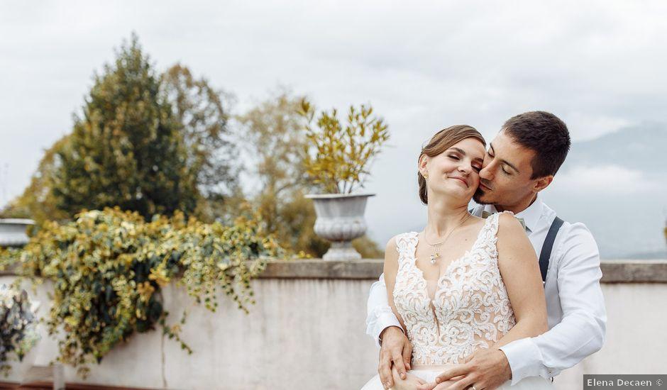 Le mariage de Thibault et Anais à Montagnole, Savoie