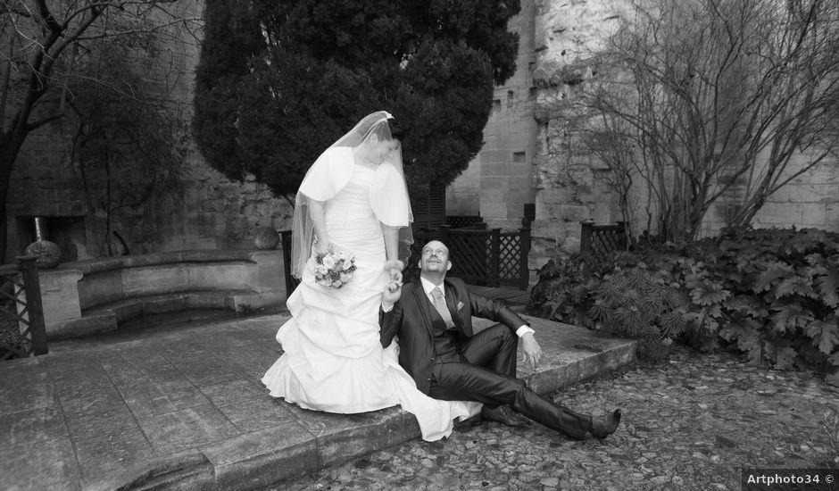 Le mariage de Marc et Gabrielle à Tarascon, Bouches-du-Rhône