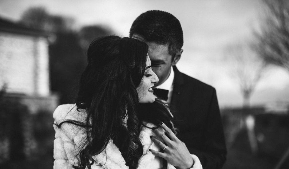 Le mariage de Tsifa et Natalie à Les Molières, Essonne