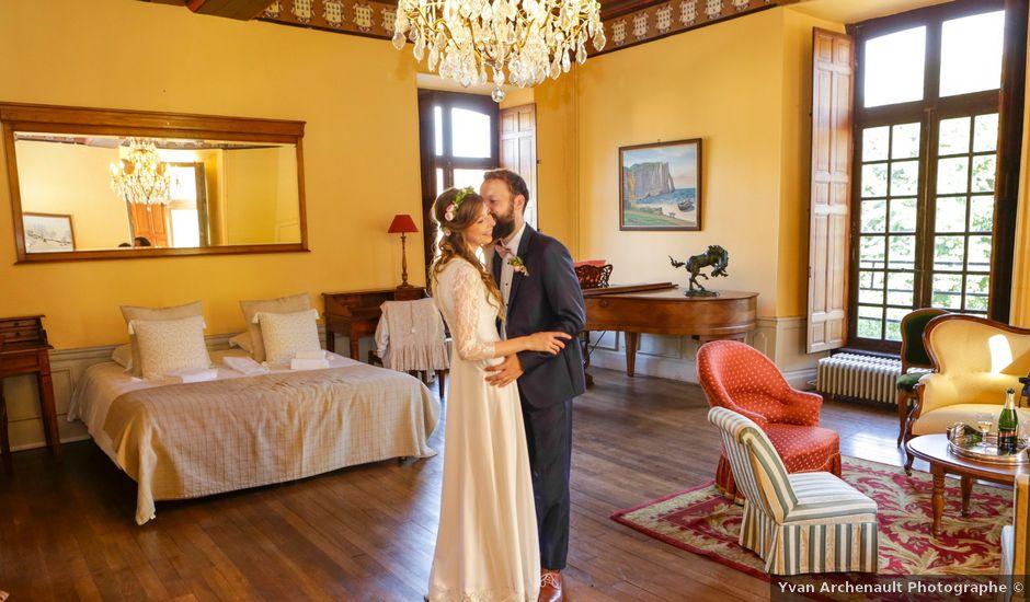 Le mariage de Benoit et Angela à Chevillon, Yonne