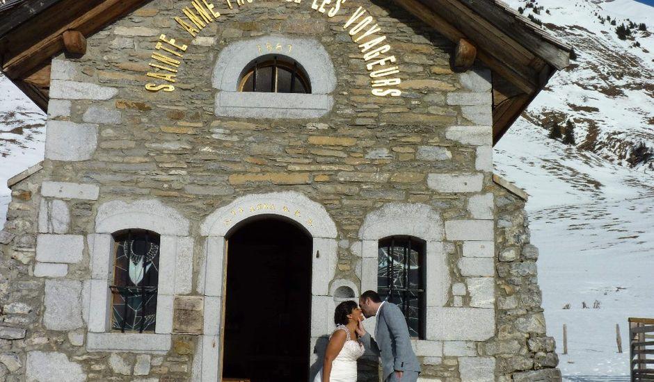 Le mariage de Dimitri et Marie-Thérèse  à La Clusaz, Haute-Savoie