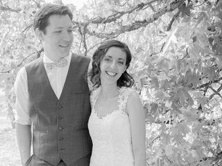 Le mariage de Virginie et Jean-Baptiste 1