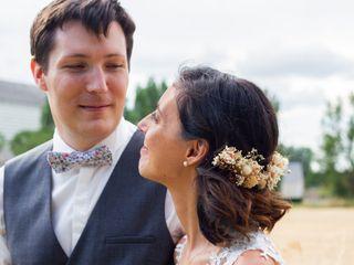 Le mariage de Virginie et Jean-Baptiste