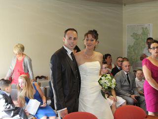 Le mariage de Laetitia et Fabian