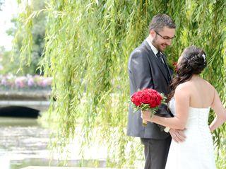 Le mariage de Coralie et Frank 1