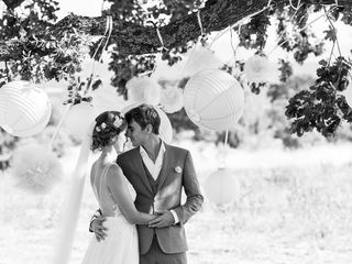 Le mariage de Flora et François Xavier