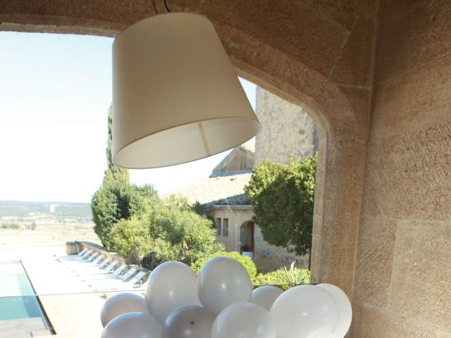 Le mariage de Jonathan et Marieke à Meynes, Gard 4