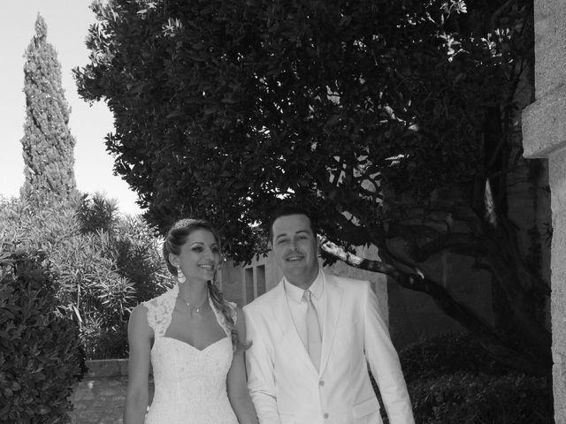 Le mariage de Jonathan et Marieke à Meynes, Gard 5