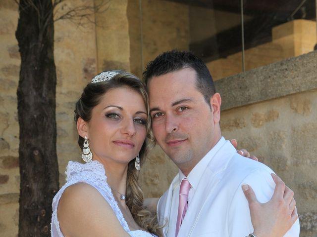 Le mariage de Jonathan et Marieke à Meynes, Gard 7