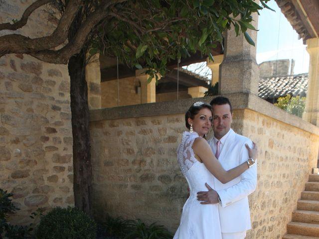 Le mariage de Jonathan et Marieke à Meynes, Gard 8