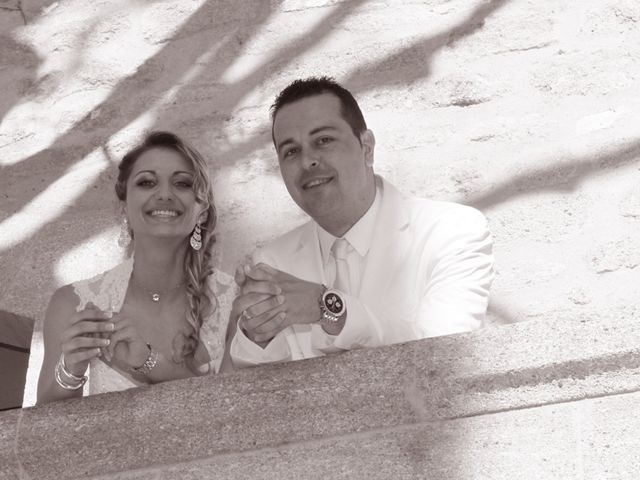Le mariage de Jonathan et Marieke à Meynes, Gard 9
