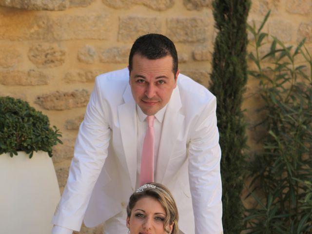Le mariage de Jonathan et Marieke à Meynes, Gard 10