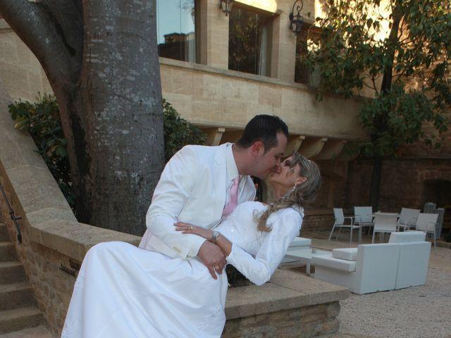 Le mariage de Jonathan et Marieke à Meynes, Gard 13