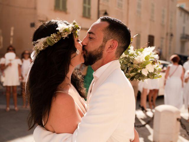Le mariage de Kévin et Amandine à Saint-Tropez, Var 2