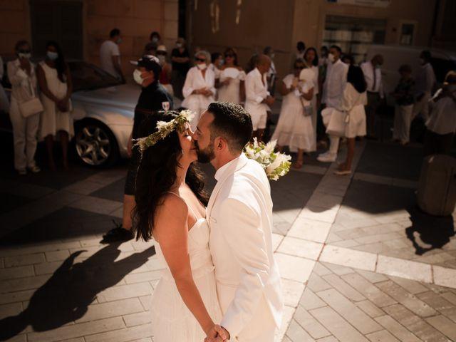 Le mariage de Kévin et Amandine à Saint-Tropez, Var 3