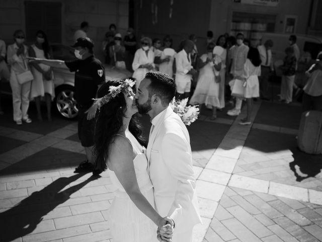 Le mariage de Kévin et Amandine à Saint-Tropez, Var 4