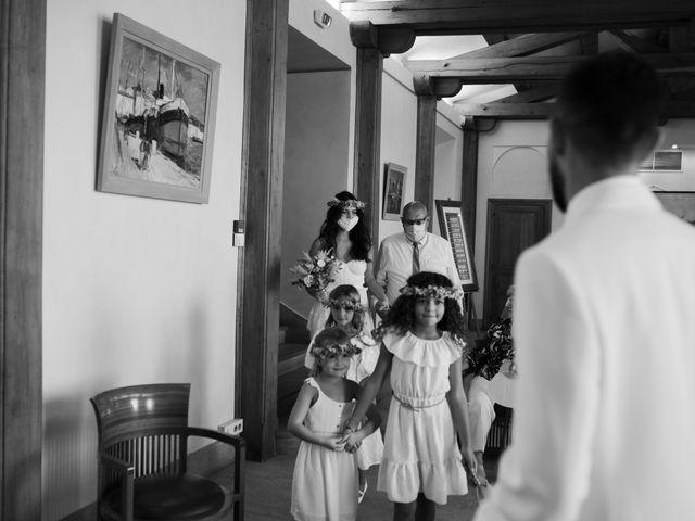 Le mariage de Kévin et Amandine à Saint-Tropez, Var 8