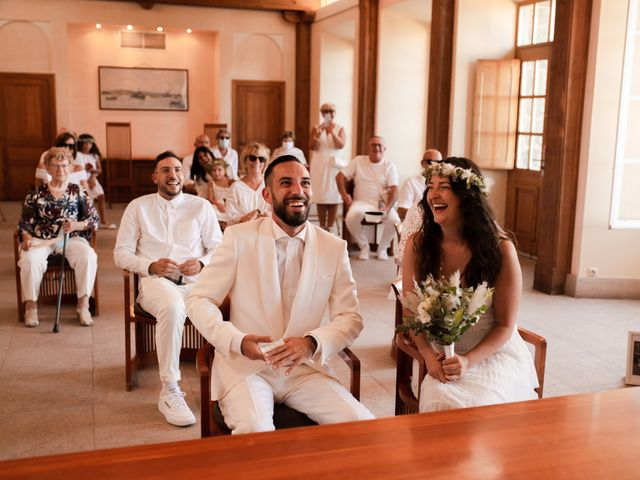 Le mariage de Kévin et Amandine à Saint-Tropez, Var 9