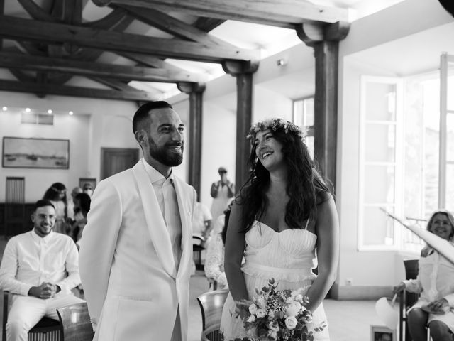 Le mariage de Kévin et Amandine à Saint-Tropez, Var 13