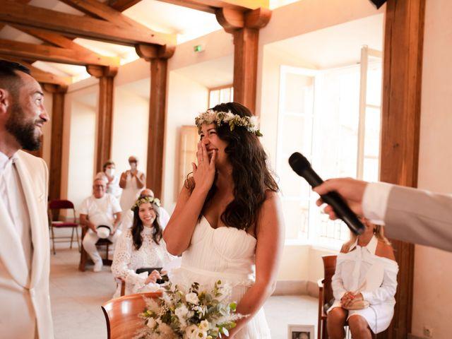 Le mariage de Kévin et Amandine à Saint-Tropez, Var 14