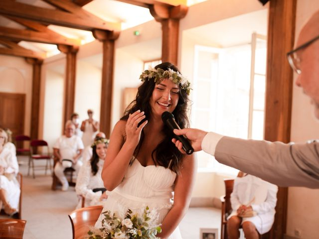 Le mariage de Kévin et Amandine à Saint-Tropez, Var 15