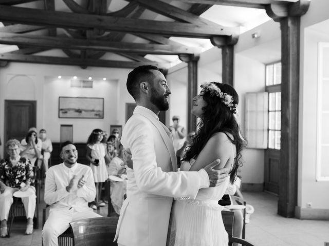 Le mariage de Kévin et Amandine à Saint-Tropez, Var 17