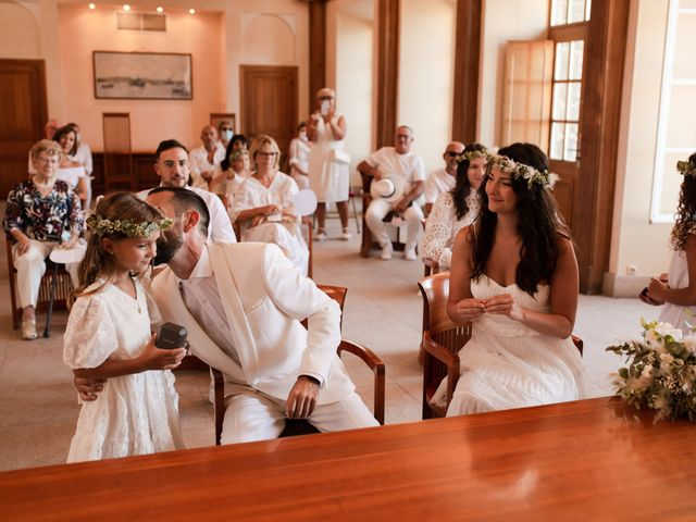 Le mariage de Kévin et Amandine à Saint-Tropez, Var 20