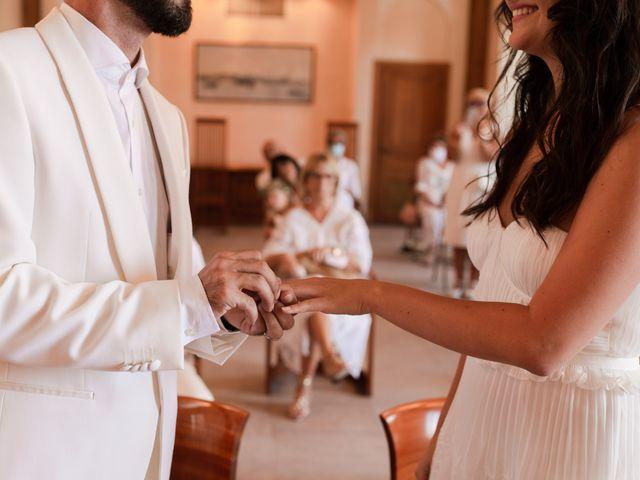 Le mariage de Kévin et Amandine à Saint-Tropez, Var 21