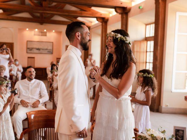 Le mariage de Kévin et Amandine à Saint-Tropez, Var 22
