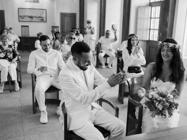 Le mariage de Kévin et Amandine à Saint-Tropez, Var 25