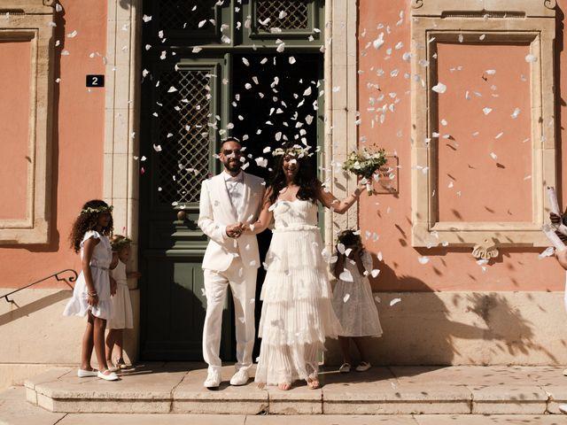 Le mariage de Kévin et Amandine à Saint-Tropez, Var 26