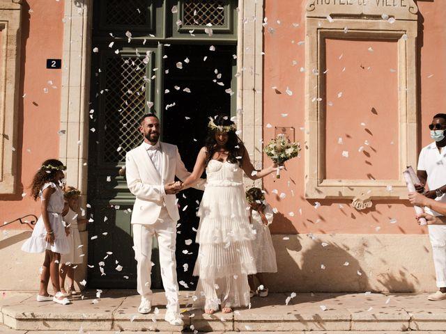 Le mariage de Kévin et Amandine à Saint-Tropez, Var 27