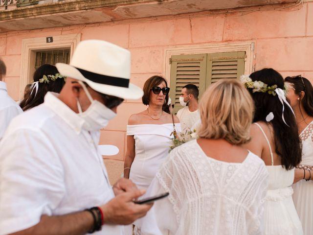 Le mariage de Kévin et Amandine à Saint-Tropez, Var 29