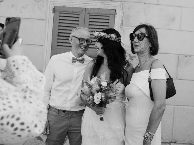 Le mariage de Kévin et Amandine à Saint-Tropez, Var 30