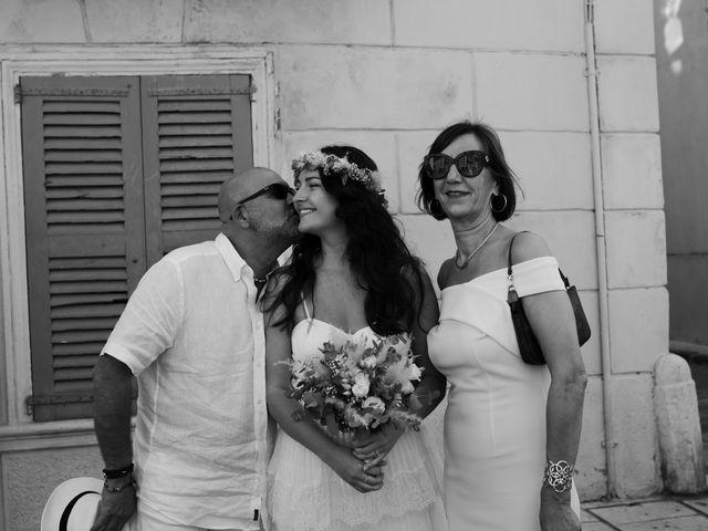 Le mariage de Kévin et Amandine à Saint-Tropez, Var 31
