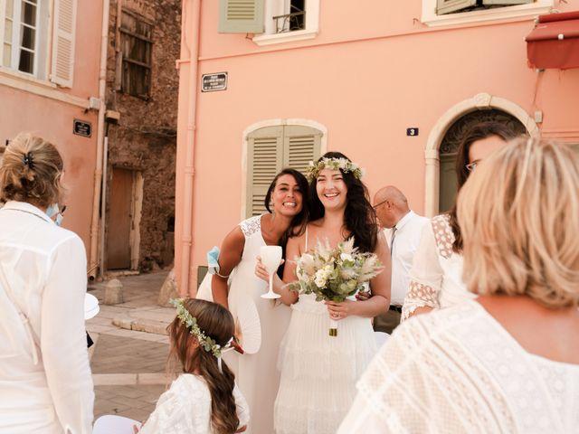 Le mariage de Kévin et Amandine à Saint-Tropez, Var 32