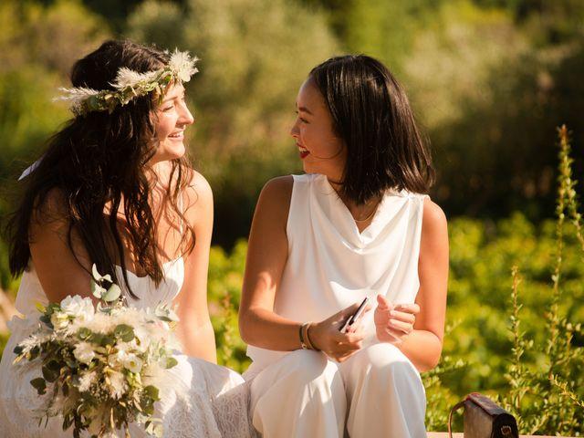 Le mariage de Kévin et Amandine à Saint-Tropez, Var 34