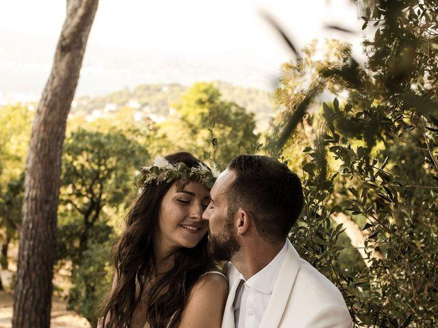 Le mariage de Kévin et Amandine à Saint-Tropez, Var 45