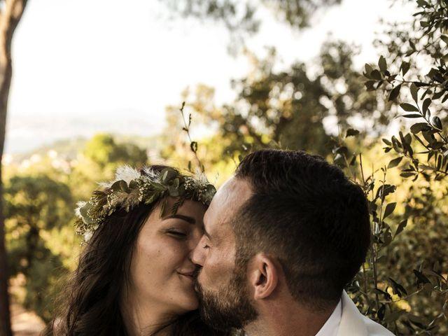 Le mariage de Kévin et Amandine à Saint-Tropez, Var 46