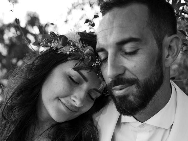 Le mariage de Kévin et Amandine à Saint-Tropez, Var 47