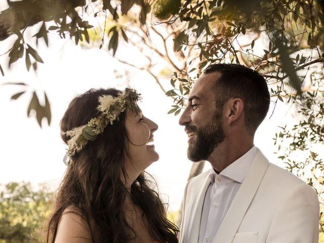Le mariage de Kévin et Amandine à Saint-Tropez, Var 49