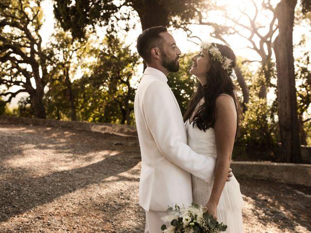 Le mariage de Kévin et Amandine à Saint-Tropez, Var 51