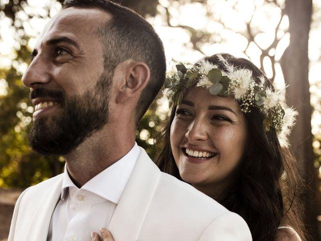 Le mariage de Kévin et Amandine à Saint-Tropez, Var 52
