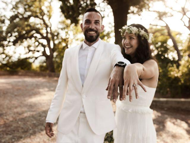 Le mariage de Kévin et Amandine à Saint-Tropez, Var 53