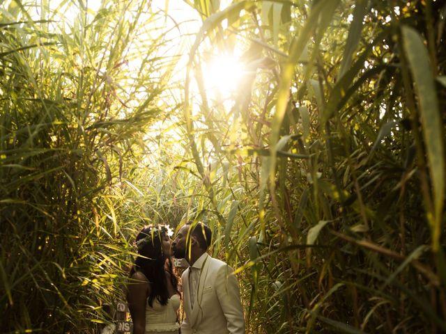 Le mariage de Kévin et Amandine à Saint-Tropez, Var 55