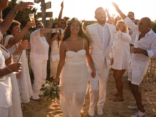 Le mariage de Kévin et Amandine à Saint-Tropez, Var 58
