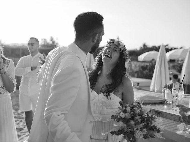 Le mariage de Kévin et Amandine à Saint-Tropez, Var 60