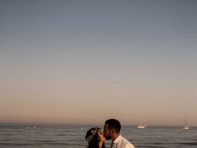 Le mariage de Kévin et Amandine à Saint-Tropez, Var 64