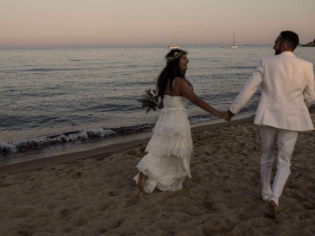 Le mariage de Kévin et Amandine à Saint-Tropez, Var 71