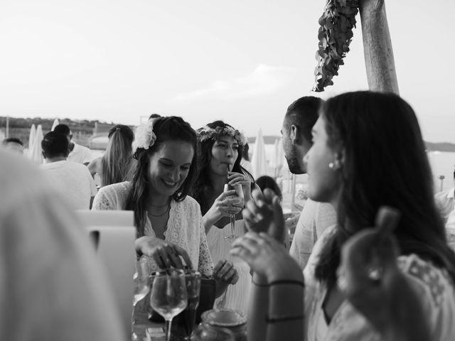 Le mariage de Kévin et Amandine à Saint-Tropez, Var 77